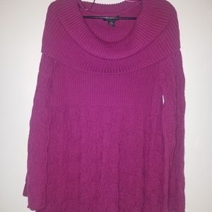Style & Co 3X Babydoll Sweater